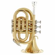 Thomann TR 25 Bb-Pocket Trumpe B-Stock