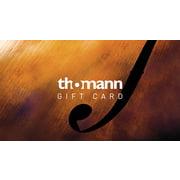 Thomann Chèque-cadeaux
